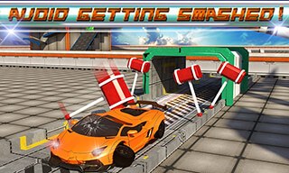 Extreme Car Stunts 3D скриншот 1