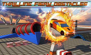 Extreme Car Stunts 3D скриншот 2