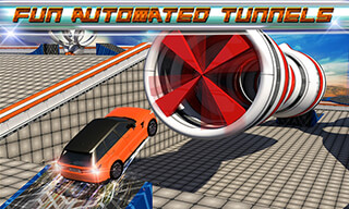 Extreme Car Stunts 3D скриншот 4