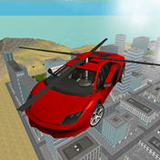 San Andreas Helicopter Car 3D иконка