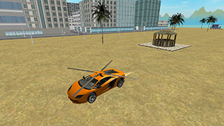 San Andreas Helicopter Car 3D скриншот 4