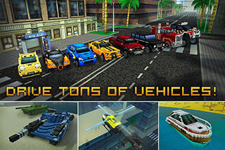 Block City Wars скриншот 3