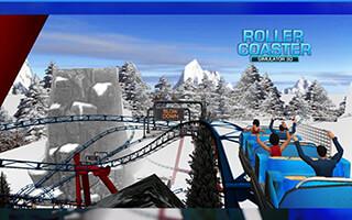 Roller Coaster Simulator скриншот 1