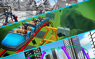 Roller Coaster Simulator скриншот 2