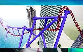 Roller Coaster Simulator скриншот 3