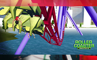 Roller Coaster Simulator скриншот 4