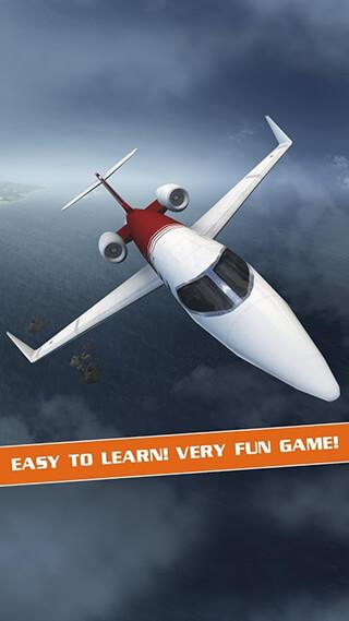 Flight Pilot Simulator 3D Free скриншот 4