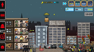 100 Days: Zombie Survival скриншот 4