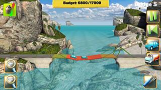 Bridge Constructor FREE скриншот 1