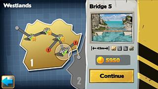 Bridge Constructor FREE скриншот 3