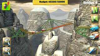 Bridge Constructor FREE скриншот 4