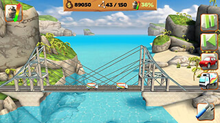Bridge Constructor: Playground FREE скриншот 1