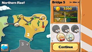 Bridge Constructor: Playground FREE скриншот 3