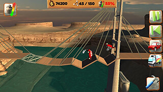 Bridge Constructor: Playground FREE скриншот 4