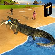 Crocodile Attack 2016 иконка