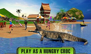 Crocodile Attack 2016 скриншот 1