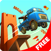 Bridge Constructor: Stunts FREE иконка