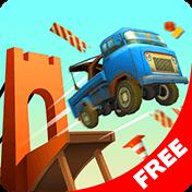 Bridge Constructor: Stunts FREE иконка