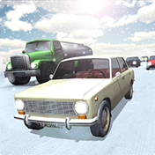 Russian Traffic Racer иконка
