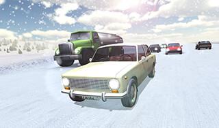 Russian Traffic Racer скриншот 1