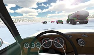 Russian Traffic Racer скриншот 2
