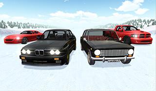 Russian Traffic Racer скриншот 3