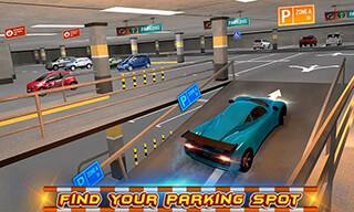 Multi-storey Car Parking 3D скриншот 1