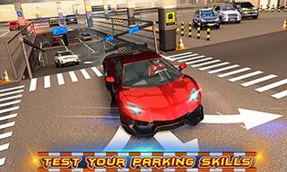 Multi-storey Car Parking 3D скриншот 2