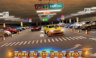 Multi-storey Car Parking 3D скриншот 3