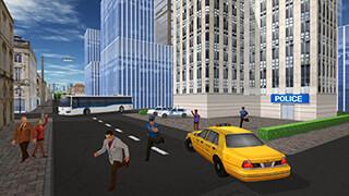 Taxi Game скриншот 3