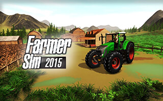 Farmer Sim 2015 скриншот 1