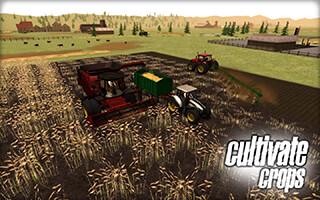 Farmer Sim 2015 скриншот 2