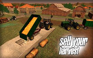 Farmer Sim 2015 скриншот 3
