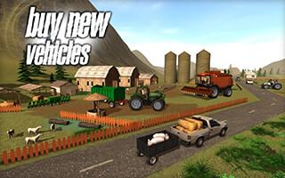 Farmer Sim 2015 скриншот 4