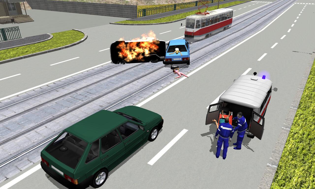 Скачать симулятор помощи на дороге