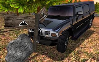 4x4 Hill Climb Offroad скриншот 2