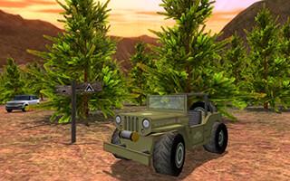 4x4 Hill Climb Offroad скриншот 4