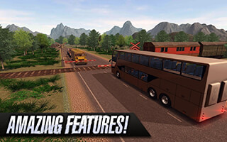 Bus Simulator 2015 скриншот 4