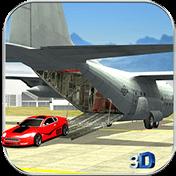 Airplane Pilot Car Transporter иконка
