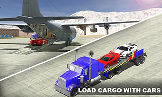 Airplane Pilot Car Transporter скриншот 1