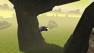Flying Car: Transformer Truck скриншот 2