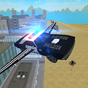 Flying Police Car: San Andreas иконка