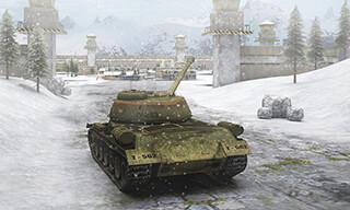 World War 3: Tank Battle скриншот 1