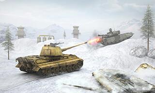 World War 3: Tank Battle скриншот 2