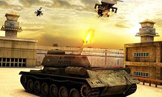 World War 3: Tank Battle скриншот 3