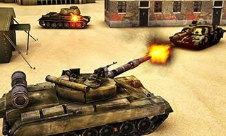 World War 3: Tank Battle скриншот 4