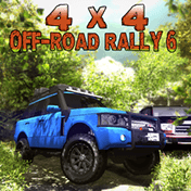 4x4 Off-Road Rally 6 иконка