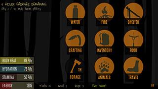 Survive: Wilderness Survival скриншот 3