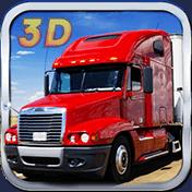 Hard Truck Driver: Simulator 3D иконка