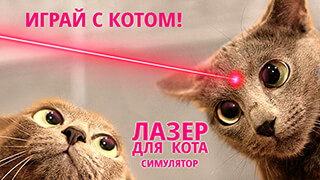Laser For Cat: Simulator скриншот 2